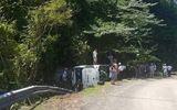 Vụ lật xe 9 người chết tại Quảng Bình: Hé lộ nguyên nhân ban đầu