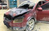 Ôtô - Xe máy - Hà Nội: Quay ra từ cây xăng, ô tô bất ngờ phát hỏa rồi cháy rụi