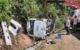 Thông tin mới nhất vụ thảm kịch lật xe khách khiến 15 người chết tại Quảng Bình