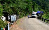 Tin tai nạn giao thông mới nhất ngày 29/7/2020: Nhiều lãnh đạo, cán bộ tỉnh Quảng Bình tử vong vụ lật xe thảm khốc