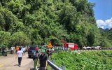 Vụ lật xe khách 15 người chết tại Quảng Bình: Va vào núi trước khoảnh khắc định mệnh
