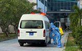 Bệnh nhân mắc Covid-19 418 tiên lượng nặng, được chuyển gấp ra Huế điều trị trong đêm