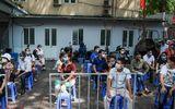 Hà Nội: Tiến hành test nhanh Covid -19 cho người dân từ Đà Nẵng trở về