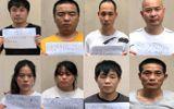 TP.HCM: Tạm giữ 8 người Trung Quốc nhập cảnh trái phép, tụ tập ở công viên Gia Định