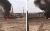 Tin thế giới - Tin tức quân sự mới nóng nhất ngày 3/8: Xe tăng T-72 của Nga bốc cháy khi tập trận
