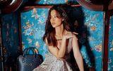 Giải trí - Mẹ bầu Đông Nhi tự tin diện váy Gucci trăm triệu, đụng hàng với thần tiên tỷ tỷ IU