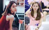 Giải trí - Nữ MC đẹp nhất của Tencent gây thương nhớ với vũ đạo uyển chuyển cùng đôi chân thon dài mướt mắt