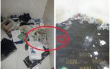 """""""Bóc phốt"""" nữ sinh Hà Nội biến nhà trọ thành bãi rác kinh hoàng, chủ nhà trọ bị """"soi"""" ra điểm bất hợp lý"""