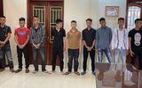 """An ninh - Hình sự - Gái làng bị """"trai hư"""" trêu nghẹo, hơn 40 thanh niên cầm hung khí hỗn chiến"""