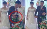 """Cộng đồng mạng - Hội bạn thân tặng quà lầy lội trong ngày cưới, chú rể có màn giải quyết cao tay nhưng chi tiết cuối mới """"ghi điểm"""""""