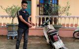 Pháp luật - Tạm giữ hình sự nam thanh niên 17 tuổi đi xe máy tông gãy chân Đại úy CSGT