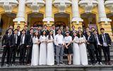 """Lớp học siêu đỉnh hội tụ toàn """"cao thủ học đường"""" ở Hà Nội, con số đỗ trường chuyên gây """"choáng váng"""""""