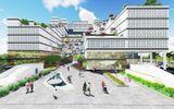 Thị trường - Sắp có bệnh viện xanh - thông minh, tiêu chuẩn Anh Quốc giữa lòng Hà Nội