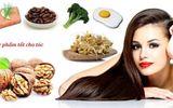 Không lo rụng tóc nhờ ăn những thực phẩm này hàng ngày