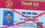 """An ninh - Hình sự - Lái xe bỏ 3 triệu đồng mua """"thẻ phóng viên"""" giả để qua mặt cảnh sát giao thông"""