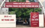 Xã hội - Trường THPT Sài Gòn thành phố Hồ Chí Minh thông báo tuyển sinh lớp 10