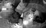 Tin trong nước - Đất đá đổ ập làm sập tường nhà, đè trúng 2 cháu bé đang ngủ