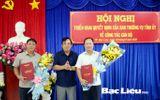 Phó chủ tịch TP.Bạc Liêu được điều làm Phó giám đốc sở Xây dựng sau khi bị kỷ luật
