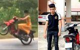 """Vụ nam thanh niên mặc váy, bốc đầu xe máy ở Tuyên Quang: Bất ngờ lời khai của """"quái xế"""""""