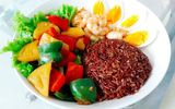Tuyệt chiêu nấu cơm gạo lứt ăn chay tháng Vu Lan vừa ngon lại đủ dinh dưỡng