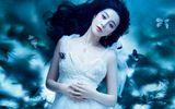 Phạm Băng Băng diện váy cưới đẹp như tiên tử