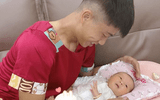 Mặc luôn áo của mẹ để chơi với con gái, Pham Văn Đức khiến cư dân mạng cười bò khi biết nguyên nhân
