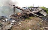 Rơi máy bay chở hàng ở Nam Sudan, ít nhất 17 người thiệt mạng