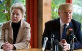 """Chị gái Tổng thống Mỹ Donald Trump bị lộ đoạn ghi âm nhạy cảm, chê bai em trai """"không có quy tắc"""""""