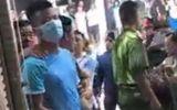 Vụ nữ chủ tiệm vàng báo bị trộm 350 cây vàng: Công an đưa nghi phạm đến nhận diện hiện trường