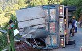Vụ xe tải lật khi đổ đèo, 2 mẹ con tử vong: Xác định danh tính các nạn nhân