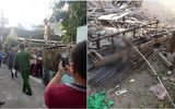 Hà Nội: Nổ bình gas trong xưởng cơ khí, 2 người thương vong