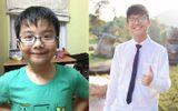 """Hành trình """"dậy thì thành công"""" của con trai Công Lý - Thảo Vân: Từ cậu bé tròn trịa thành """"soái ca"""" 1m7 ở tuổi 15"""