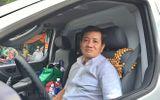 Bỏ tiền mua xe cứu thương, Ông Đoàn Ngọc Hải tự cầm lái chở bệnh nhân nghèo về quê miễn phí