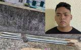 Dùng dao phóng lợn tấn công công an, nam thanh niên bị khởi tố