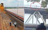 Ném sắt thép từ trên cầu Thăng Long xuống đường, nhóm công nhân bị buộc thôi việc