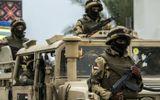 Ai Cập thực hiện hàng loạt chiến dịch càn quét, xóa sổ gần 330 hang ổ, tiêu diệt 77 phần tử khủng bố