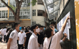 Chiều 2/9, hơn 26.000 thí sinh làm thủ tục thi tốt nghiệp THPT 2020 đợt 2