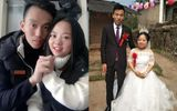 """Cô dâu 1m2 lấy chồng được chiều như """"tiểu công chúa"""", nhìn chú rể ai cũng bất ngờ"""