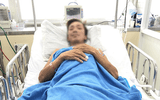 Người đàn ông bị rắn hổ mang chúa nặng gần 5kg ở núi Bà Đen cắn nói gì khi vừa hồi phục?