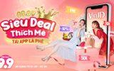 """Tháng 9 tưng bừng mua sắm với hàng loạt """"deal khủng"""" từ VinID"""
