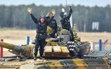 Sức mạnh vượt trội của xe tăng T-73B3 giúp Việt Nam gạ gục đối thủ, giành chiến thắng tại Tank Biathlon 2020