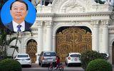 """Khám xét tòa """"lâu đài"""" nguy nga của đại gia Ngô Văn Phát tại Hải Phòng"""