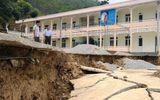 Trường học ở Thanh Hóa bị sụt lún nghiêm trọng, học sinh phải đi học nhờ: Trưởng phòng GD&ĐT thông tin bất ngờ