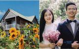 """Cặp vợ chồng 9x bỏ Sài Gòn lên núi làm """"người rừng"""", gây dựng vườn địa đàng đẹp như cổ tích"""