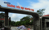 Sẽ kỷ luật giáo viên trường tiểu học Nguyễn Trãi đánh học sinh trên lớp