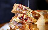 """Bánh sandwich dát vàng từ nguyên liệu """"xịn sò"""", nghe bóc giá ai cũng sốc"""