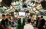 Hà Tĩnh: Phát hiện 13 nam nữ bay lắc trong tiếng nhạc chát chúa tại quán karaoke Thiên Đường