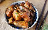 Đổi món với gà chiên sốt dầu hào đậm đà, vét sạch nồi cơm vẫn thấy thèm