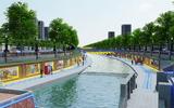 """Đề xuất cải tạo sông Tô Lịch để """"hồi sinh"""" thành công viên lịch sử, văn hoá, tâm linh"""