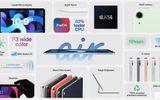 """Công nghệ - Mở """"đại tiệc công nghệ"""", Apple trình làng những sản phẩm nào khiến fan """"đứng ngồi không yên""""?"""